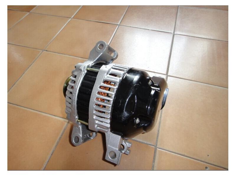 起动机和发电机系列