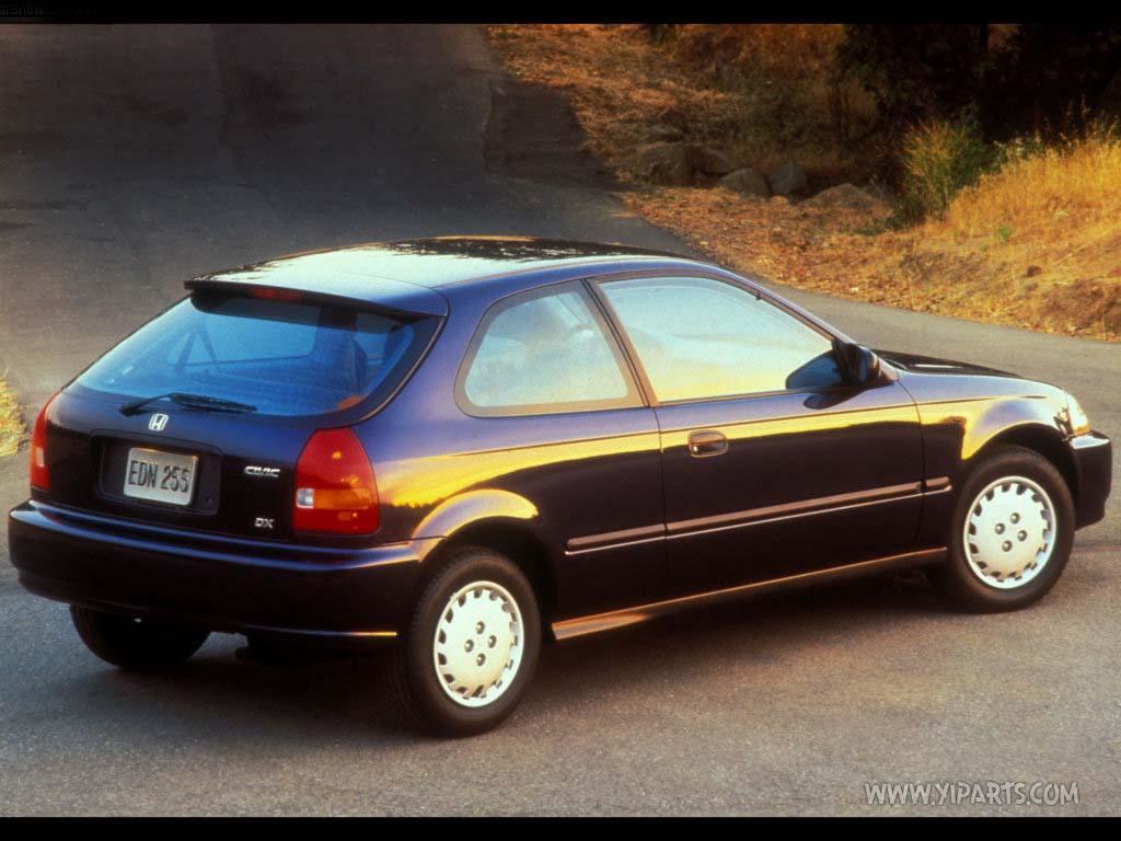 本田思域是由日本汽车制造商本田公司生产的一款紧凑车.