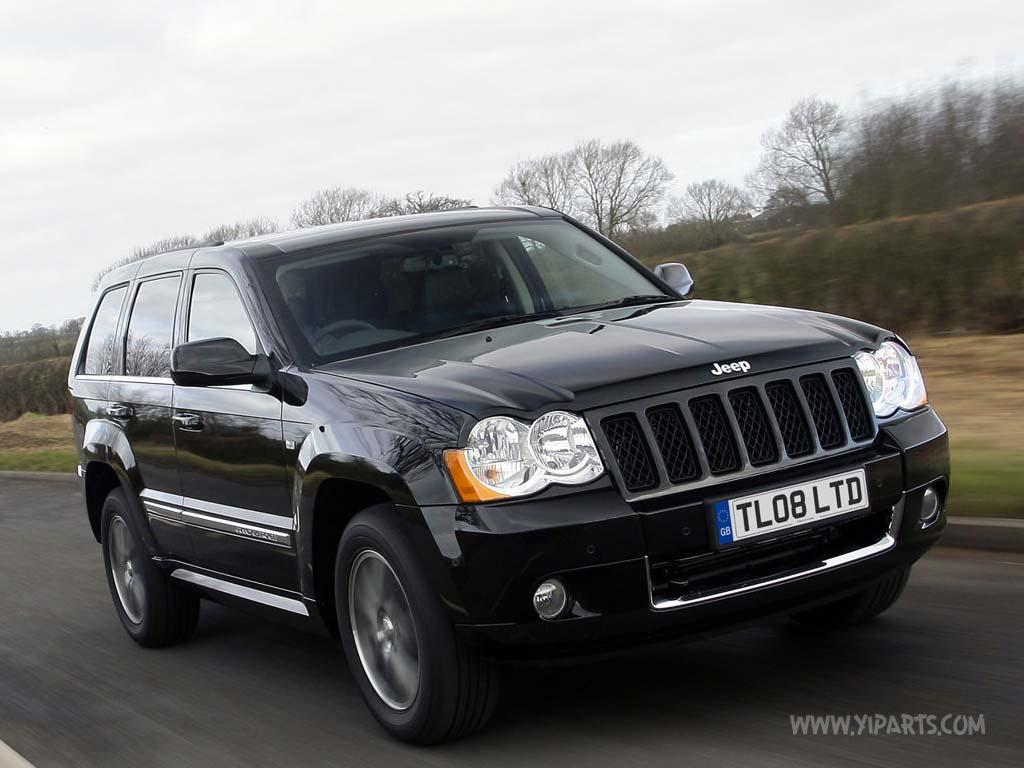 jeep grand cherokee iii wh wk car picture. Black Bedroom Furniture Sets. Home Design Ideas