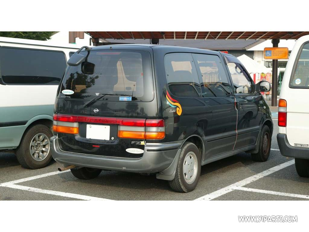Nissan Serena C23m Car Picture Yiparts Com