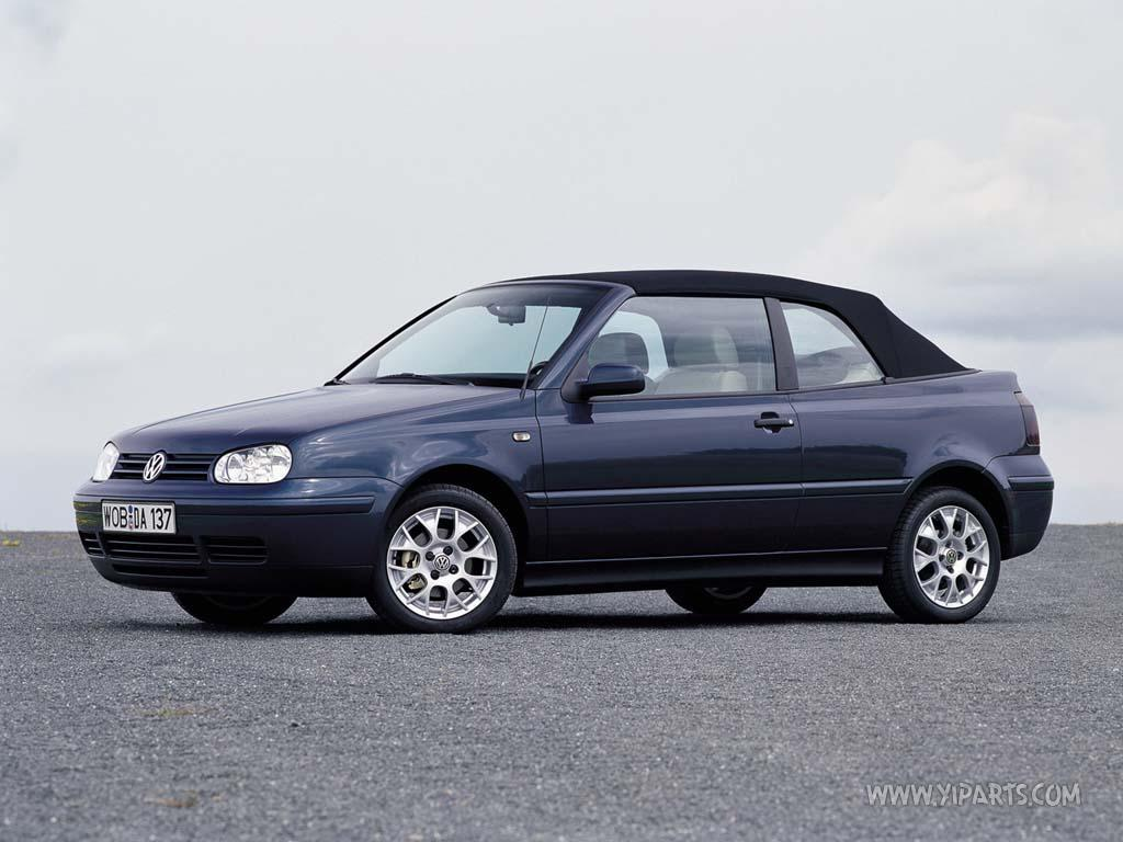 Volkswagen Golf Iv Cabriolet 1e7 Car Picture Yipartscom