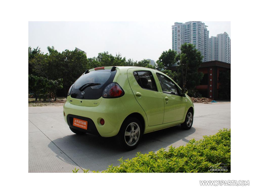 吉利 熊猫汽车图片-宜配网