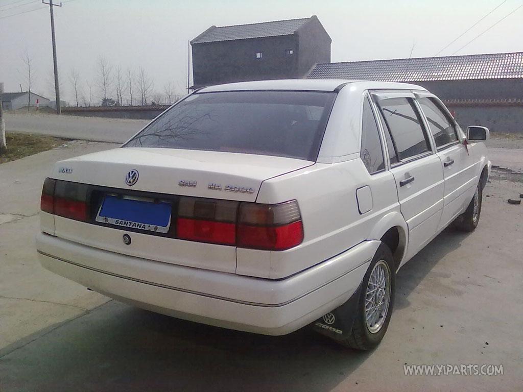 上海大众 桑塔纳2000