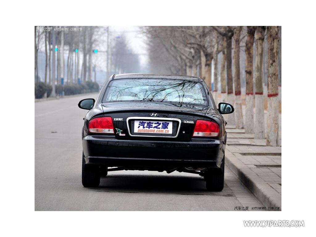 北京现代 索纳塔(nf)