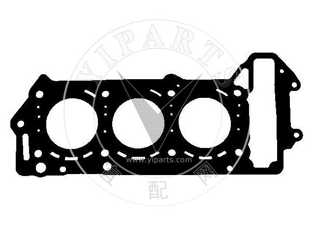 Supply Cylinder Head Gasket642 016 21 20 For Chrysler Jeep