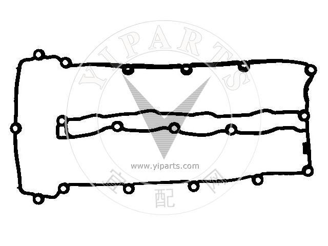 supply valve cover gasket 651 016 00 21  for mercedes benz