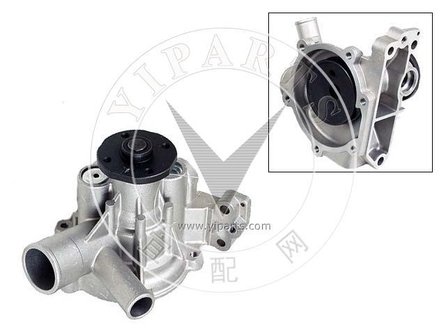 Hepu 9321688G Engine Water Pump