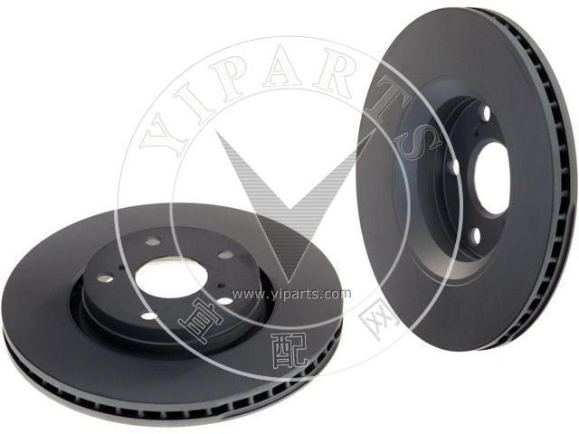 TOYOTA AVENSIS 1.6 2.0 1.8 T27 MINTEX FRONT BRAKE DISCS /& PADS 2009-/>