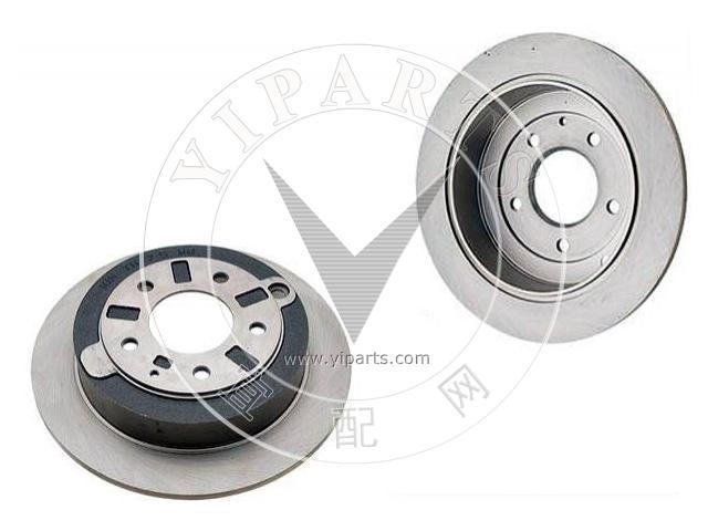 Mazda T002-26-251A Disc Brake Rotor