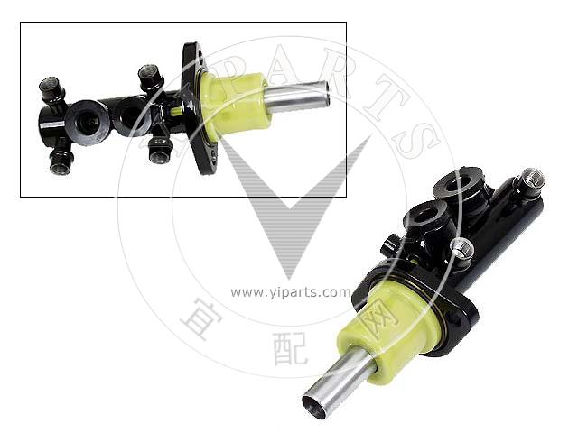 DELPHI Hauptbremszylinder LM49612 für AUDI 80 89 89Q 8A B3 100 44 44Q C3 8B 8G7