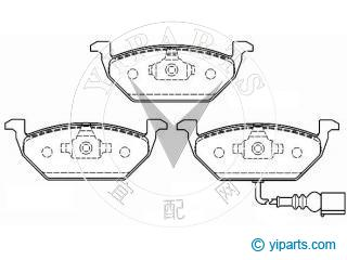 DP21497 EBC Greenstuff Rear Brake Pads Set For 371793378170 besides Holden instruments moreover Viewtopic furthermore Vw Golf 5 6 Vw Caddy Audi 350542396029 additionally 5kceh Seat Alhambra Alhambra 1900cc Diesel Tdi 130bhp Engine I. on seat ibiza 2003