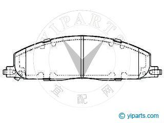 Chrysler,brake_pad_set,68049158aa,cn