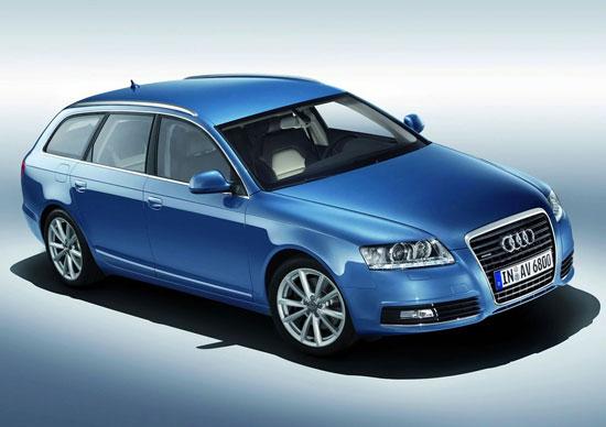 新款奥迪a6将亮相巴黎车展 售3.42万欧元起高清图片